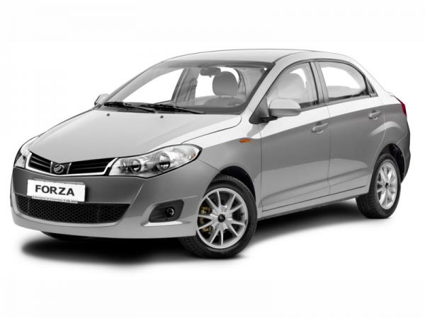 ЗАЗ Forza получил парктроник