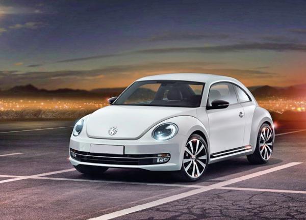 Volkswagen представил новое поколение Beetle