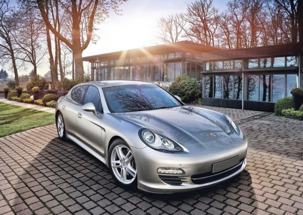 Porsche Panamera оснастят системой слежения за «слепыми» зонами