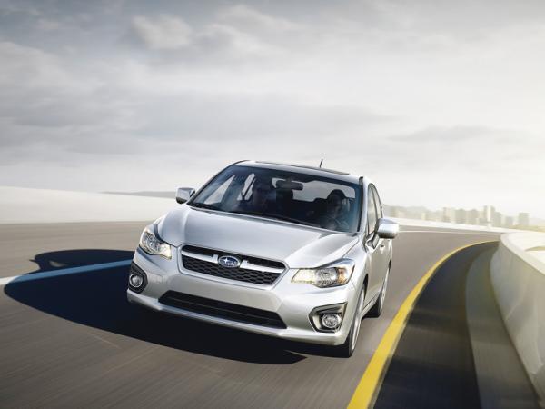 Subaru Impreza: быстрая смена поколений