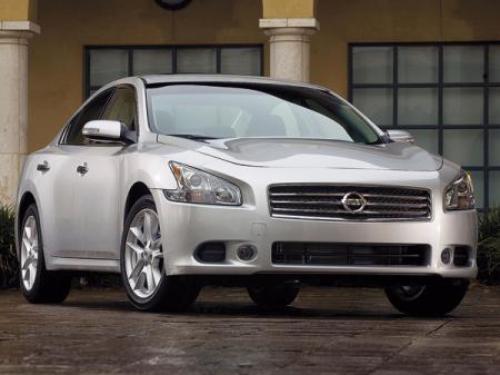 Nissan Maxima: пятое поколение