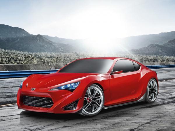 Новое купе разрабатывают совместно с Subaru