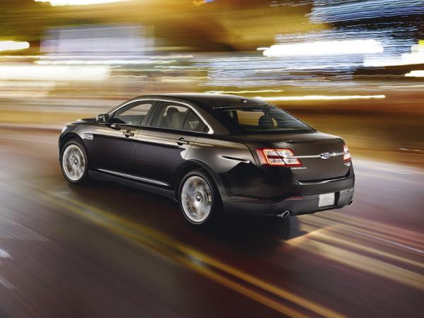 Ford Taurus: плановая модернизация