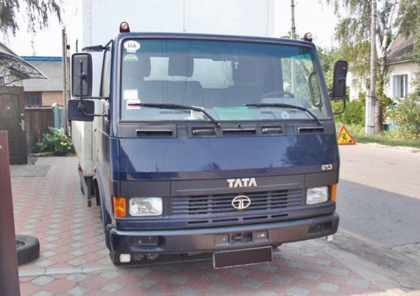 В Украине стартовали продажи обновленной ТАТА LPT 613