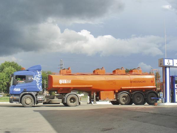 Для Украины подорожали белорусские нефтепродукты