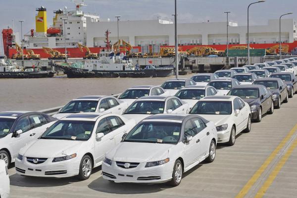 Продажи автомобилей в США увеличились на 17 процентов