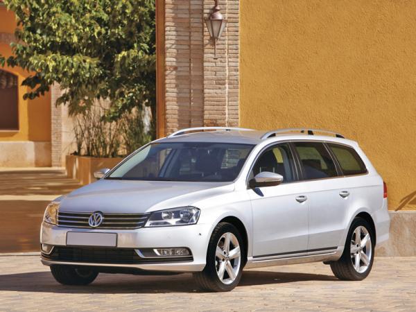 Начались продажи Volkswagen Passat BlueMotion