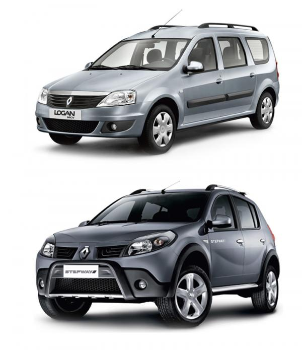 Renault Logan и Sandero стали российскими