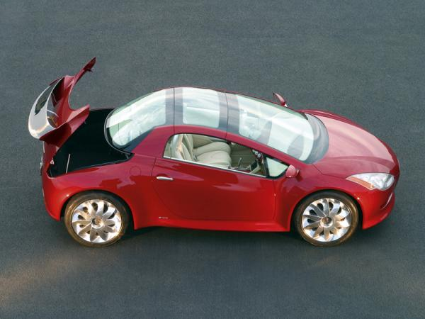 Новинка, возможно, станет купе-кабриолетом, как концептуальный Kia KCV III