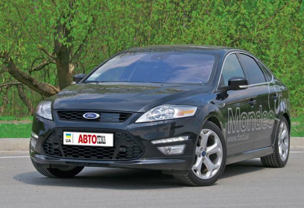 Ford Mondeo 2,0 Titanium S: мощнее, быстрее, экономичнее