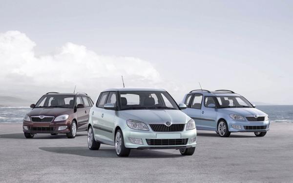 Skoda на четверть увеличила продажи своих автомобилей