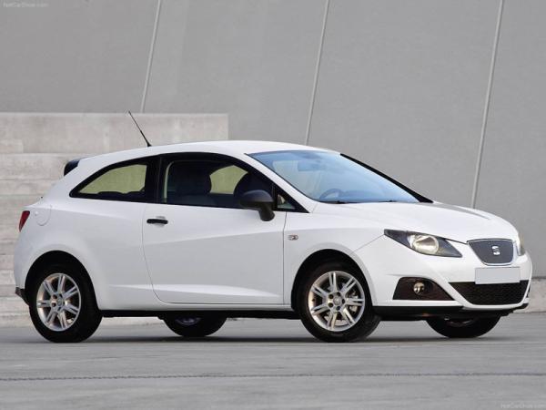 SEAT Ibiza 1,2 TSI DSG уже в Украине