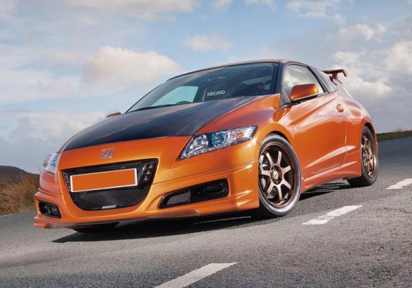Honda CR-Z пополнилась новой модификацией