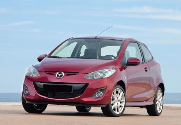 Новый двигатель для Mazda2