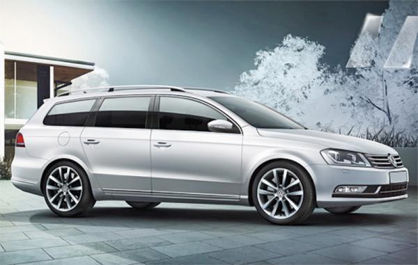 Volkswagen намерен начать выпуск Passat восьмого поколения