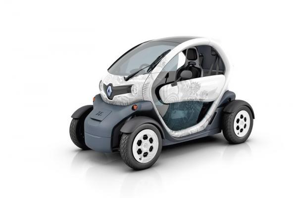 Renault Twizy будет стоить 6990 евро