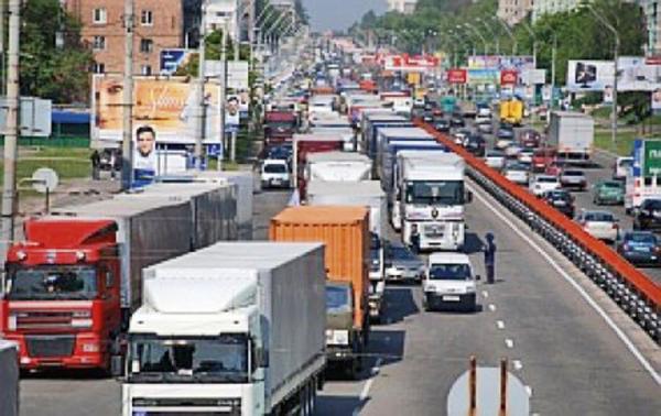 Дороги на подъезде к Киеву приведут к европейскому уровню