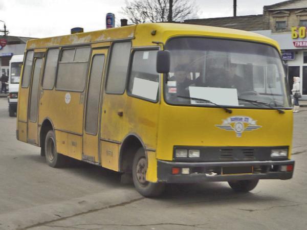 """ГАИ проводит операцию """"Автобус–2011"""""""