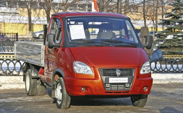 ГАЗ начал производство Газелей Next