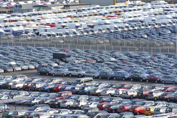 Автомобильный рынок России в 2011 году вырастет на 34 процента