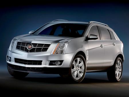 Cadillac SRX: второе поколение