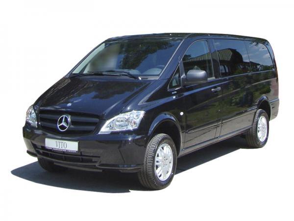 Mercedes выпустил миллионный мини-вэн Vito