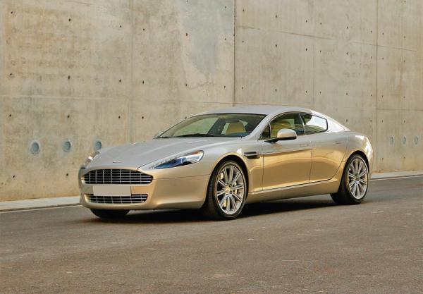 Aston Martin Rapide модернизируют