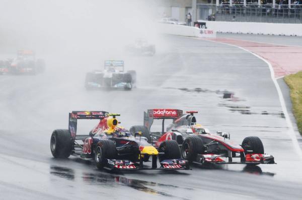 """F1: Героический прорыв """"серебряных стрел"""""""