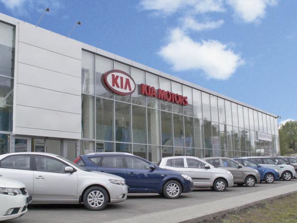 Продажи Kia увеличились на 18,7 процента