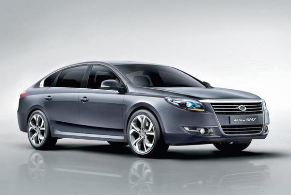 Nissan Teana нового поколения: первые официальные фотографии