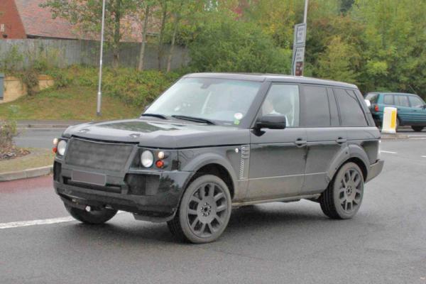 Range Rover четвертого поколения будет гибридом