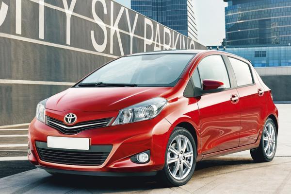 Toyota Yaris третьего поколения скоро появится в автосалонах Европы