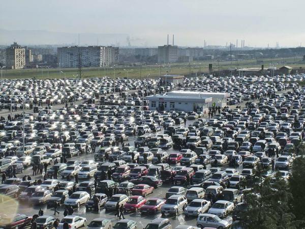 Автопроизводители Европы выступают за снижение пошлин во всем мире