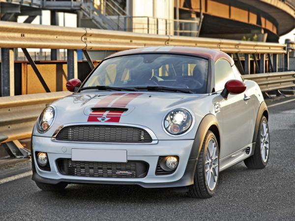 MINI Cooper Coupe: пополнение в семействе