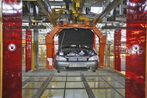 В 2011 году в России соберут около 1,9 млн автомобилей