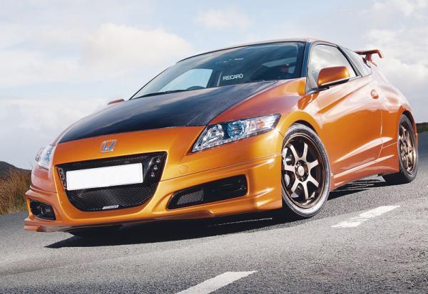 Honda CR-Z Mugen: ставка на мощность