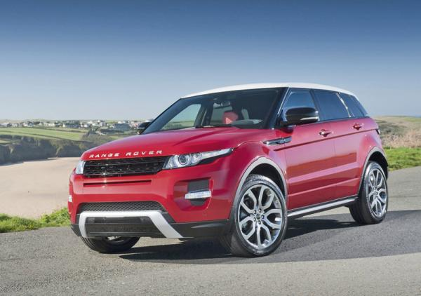Range Rover Evoque удлинят