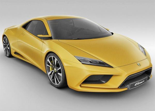 Lotus Ethos - новый городской автомобиль