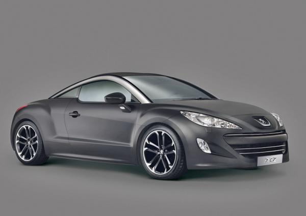 Peugeot RCZ Asphalt уже доступен в Украине