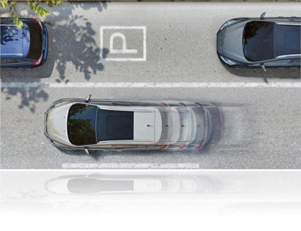Ford поможет водителям избежать стрессов при парковке