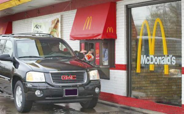 McDonalds будет производить биотопливо