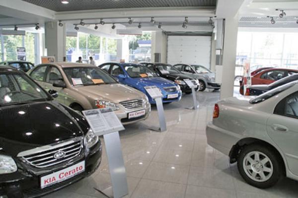 Продажи автомобилей в США увеличились на 20 процентов