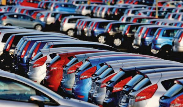 В Германии продажи автомобилей выросли на 10 процентов