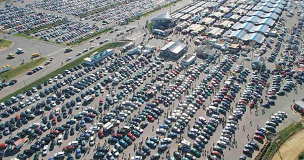 Продажи автомобилей в Германии идут на рекорд