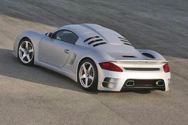 Porsche намерен создать новый суперкар