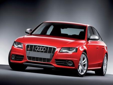 Audi S4: самый мощный в модельном ряду А4