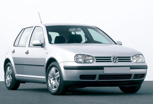 Volkswagen Golf (1997-2003): стандарт в своем классе