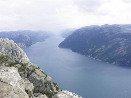 Норвегия – пленяющая красота природы
