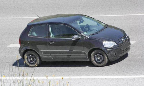 Электрокар Volkswagen проходит тестовые испытания