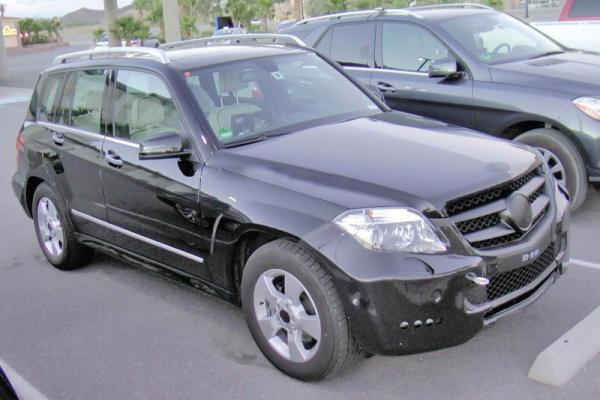 Mercedes-Benz GLK освежат